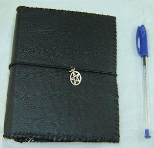 Midori, Bullet Journal, Diário, Fauxdori, DEFEITO NA CAPA cod.301