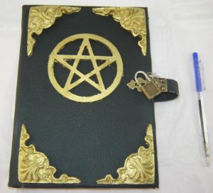 Livro das Sombras pentagrama cod.313