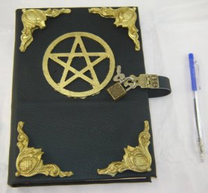 Livro das Sombras pentagrama cod.315