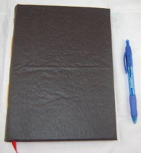 Diario de couro  cod.320