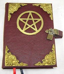 Livro das Sombras pentagrama cod.333
