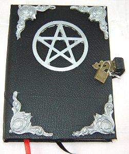 Livro das Sombras pentagrama cod.337