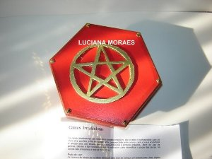 Caixa Amor pentagrama wicca cod.09