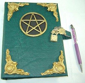 Livro das Sombras pentagrama cod.362