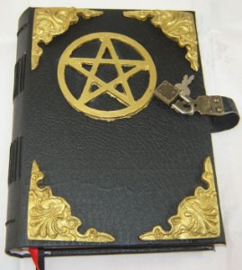 Livro das Sombras Pentagrama cod.384