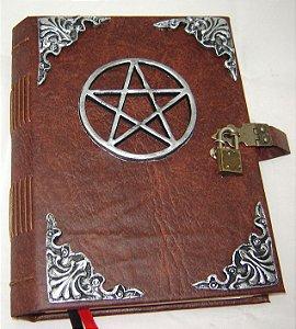 Livro das Sombras Pentagrama cod.386