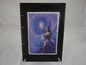 Livro das Sombras Fada lilás cod.117