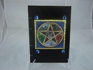 Livro das Sombras pentagrama dos dragões cod.120