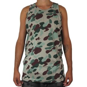 Regata Hocks Camuflada Militant