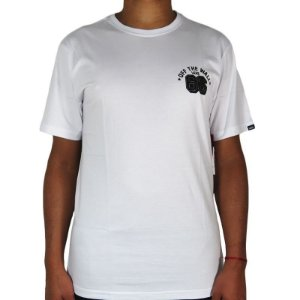 Camiseta Vans - Fil White