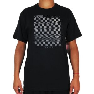 Camiseta Vans - Glitch Check