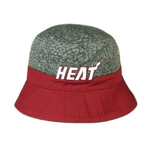 Bucket Mitchell & Ness - Heat