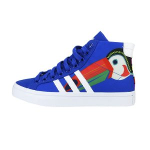 Tênis Adidas Court Vantage Mid W Farm