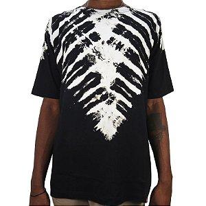 Camiseta Outlawz V-Fold Reverso