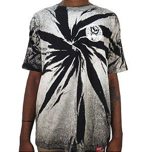 Camiseta Outlawz Espiral Spray Reverso
