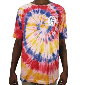 Camiseta Outlawz Tie Dye Do It Your Self Multicolor 1