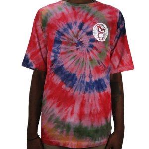 Camiseta Outlawz Tie Dye Do It Your Self Multicolor 2