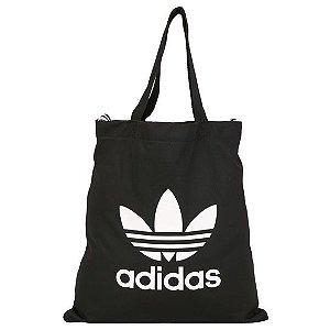 Bolsa Adidas Originals Shopper Classic Tricot-Preta