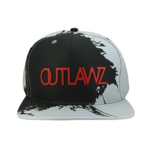 Boné Outlawz Snapback Splash Vandal