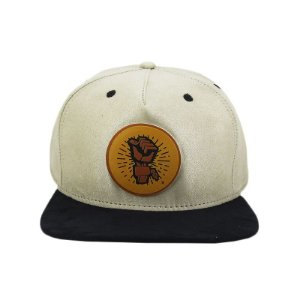 Boné Outlawz Snapback Suede Patch