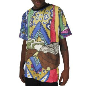 Camiseta Outlawz Notorious Coogi