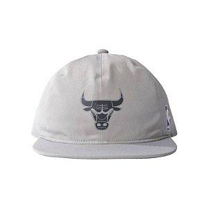 Boné Adidas Nba Sbc Chicago Bulls Reflective-Cinza