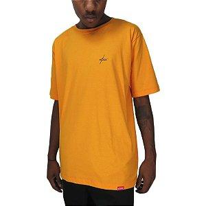 Camiseta Outlawz Basic O.G Signature-Laranja