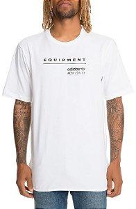 Camiseta Adidas EQT-Branca