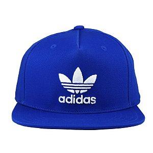 Boné Adidas Trefoil Snapback - Azul