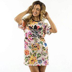 Vestido Adidas x Farm Floralita