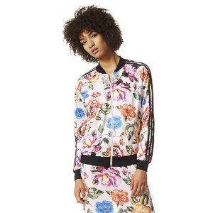 Jaqueta Adidas x Farm Floralita SST