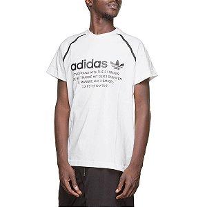 Camiseta Adidas NMD D - Branca