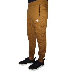 Calça Moletom Outlawz Double Camel
