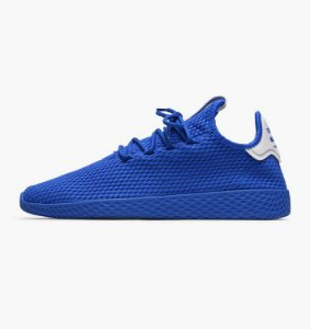 Tênis Adidas Pharrell Williams HU - Azul