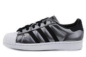 Tênis Adidas Superstar W Silver