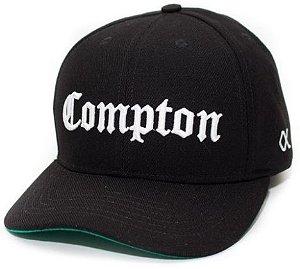 Boné Aba Curva O.C - Compton