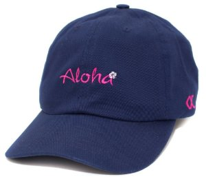 Boné Aba Curva Dad Hat O.C Aloha