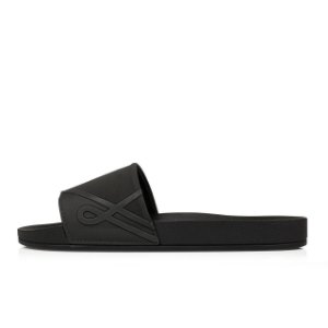 Chinelo Slide Ous x Rider All Black