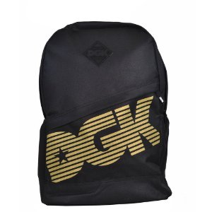 Mochila DGK Backpack Clutch Black Gold