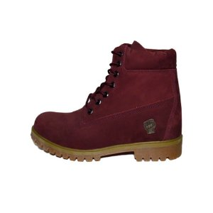 Bota Slum Brand Gold-Red Hot