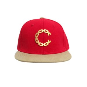Boné Croocks and Castles Strapback Cap Thuxury Chain C