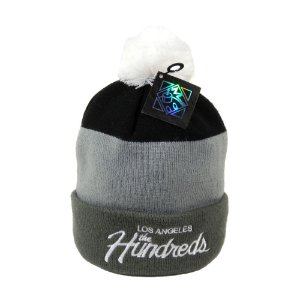 Gorro The Hundreds Gray Green Moss