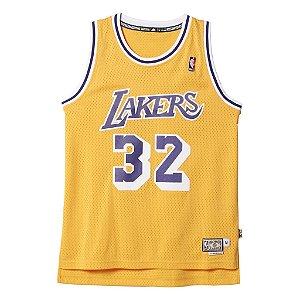 Regata Adidas NBA Retired Los Angeles Lakers - Magic Johnson