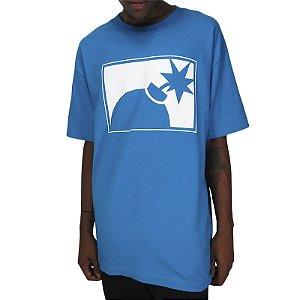 Camiseta The Hundreds Forever Halfbomb - Turquoise