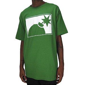 Camiseta The Hundreds Forever Halfbomb - Kelly Green
