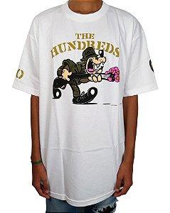 Camiseta The Hundreds Never Surrender-White