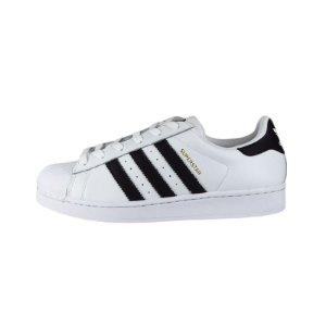Tênis Adidas Superstar Foundation-Branco/Preto