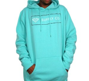 Agasalho Diamond Supply - Diamond Blue