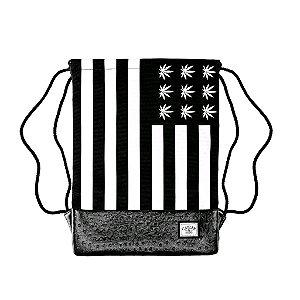 Bolsa Mochila Cayler & Sons - Budz & Stripes