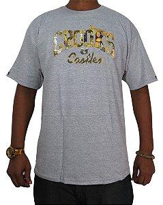 Camiseta Crooks & Castles - Opulence (Cinza)